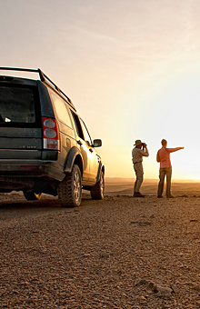 Landrover Discovery Oman