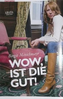 Birgit Minichmayer