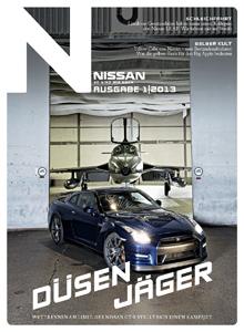 Nissan magazin