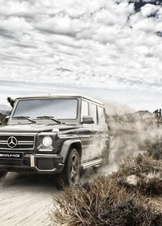 Mercedes G_Class